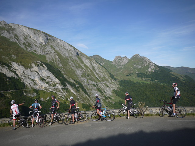 Pyrenean Classics - from  31st August to 8th September 2019