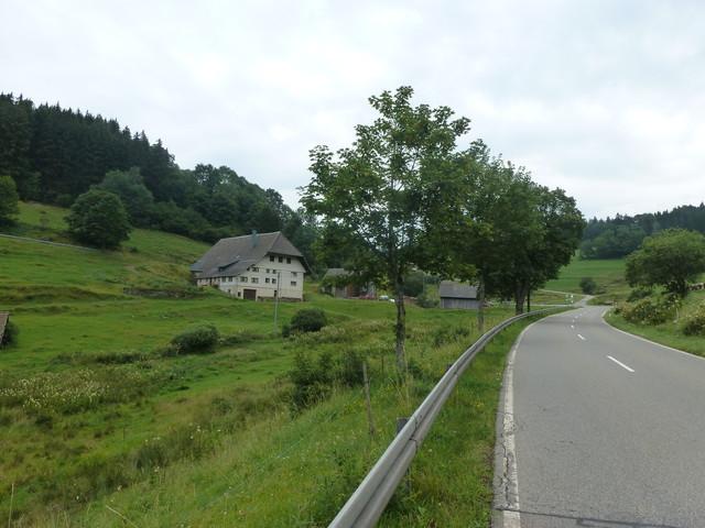 Anfahrt von Vöhrenbach
