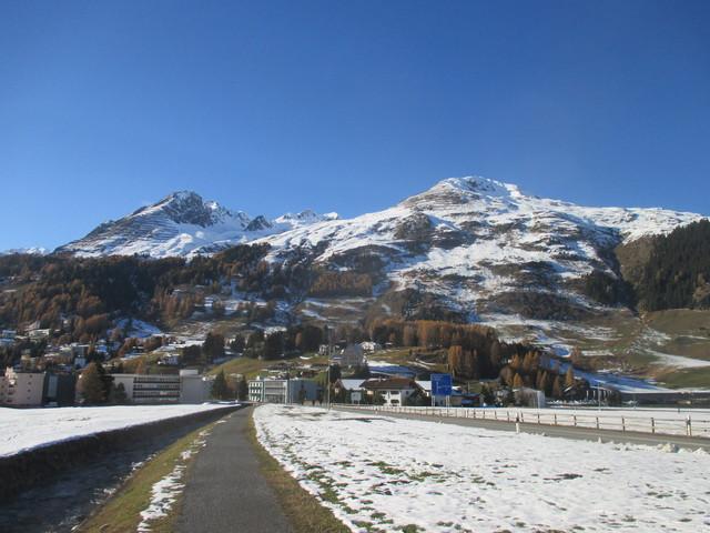 Tour Landquart - Chur