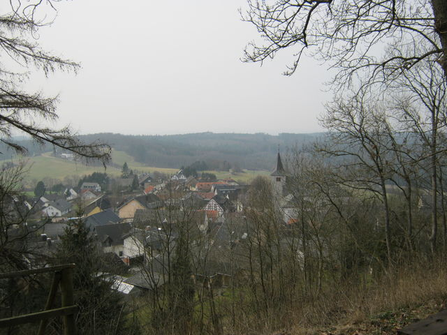 Aremberg Dorf.