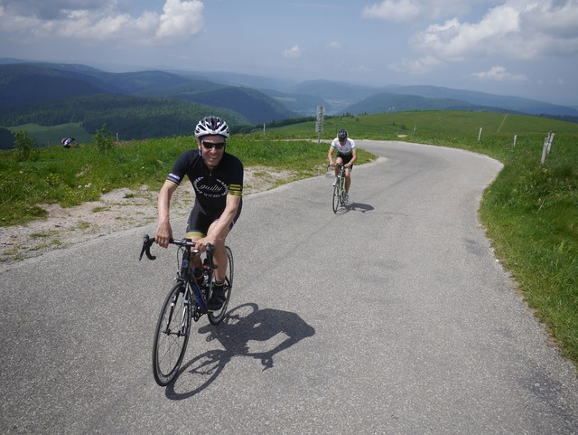 Training Weekend in the Vosges (June Bank Holiday) - from  31st May to 3rd June 2018