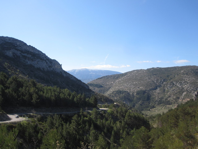Trainingswoche in der Provence (Buis-les-Baronnies) - vom  13. bis 20. Mai 2017