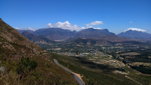 WINELANDS FRANSCHOEK.