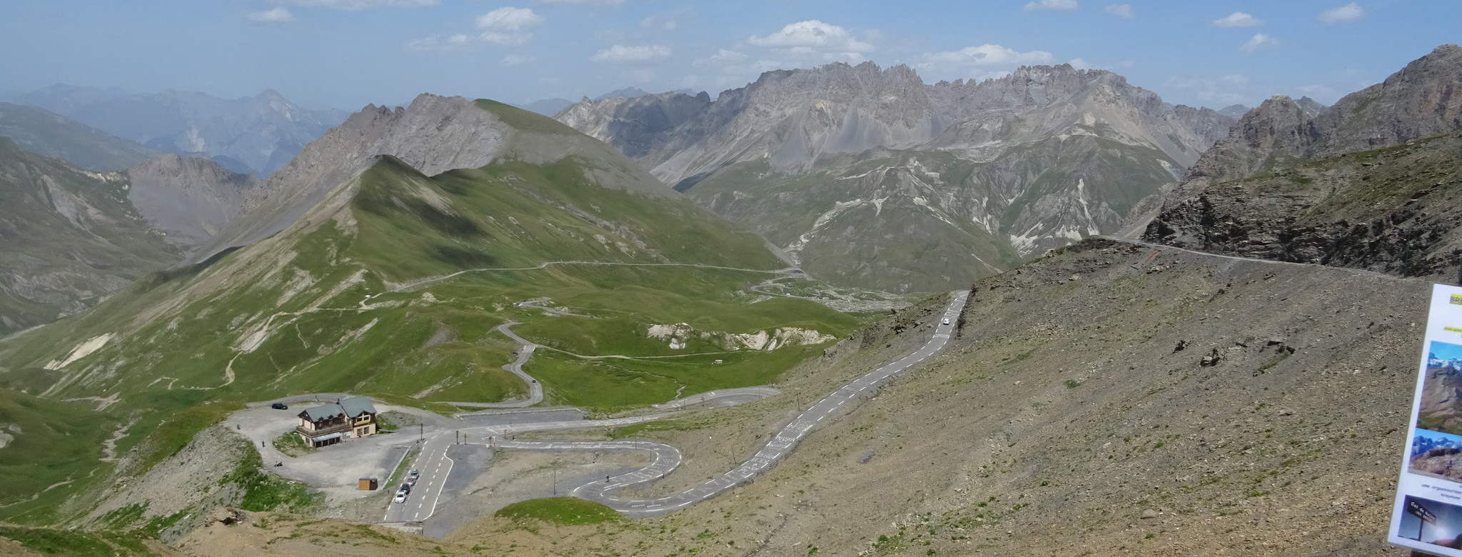 Galibier relaxed
