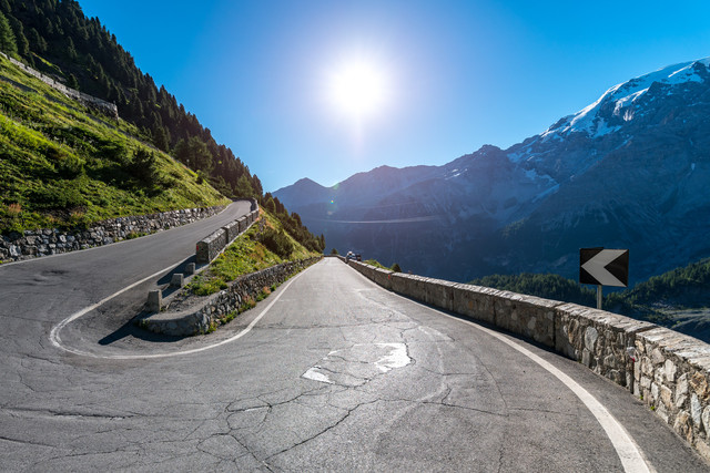 Double Transalpine Stelvio Relaxed - from 14th to 21st July 2018