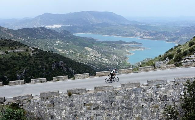 Vuelta a Andalucía (Estepona-Ronda-Granada-Veleta) - from 4th to 12th May 2019