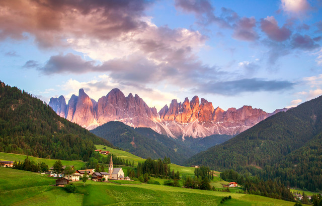 Dolomiten & Südtirol relaxed - from 6th to 13th July 2019