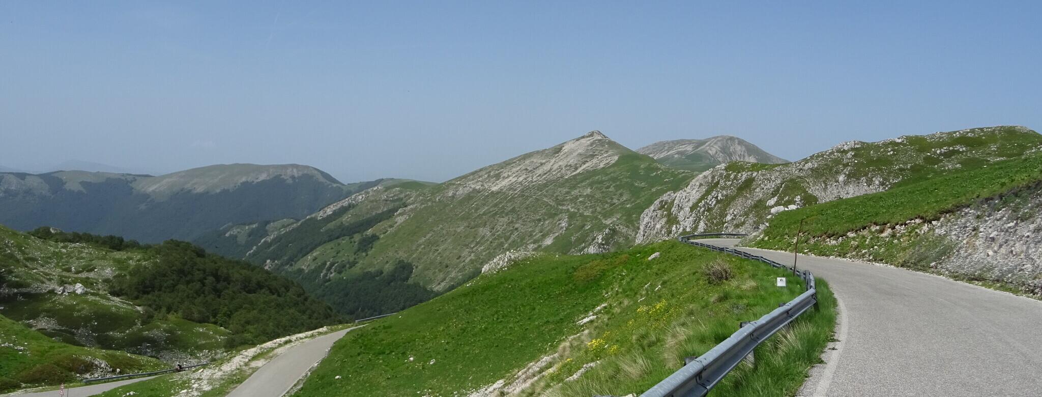 Unbekanntes Hochgebirge...
