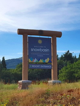 Welcome to Snowbasin, your resort for everything Utah!