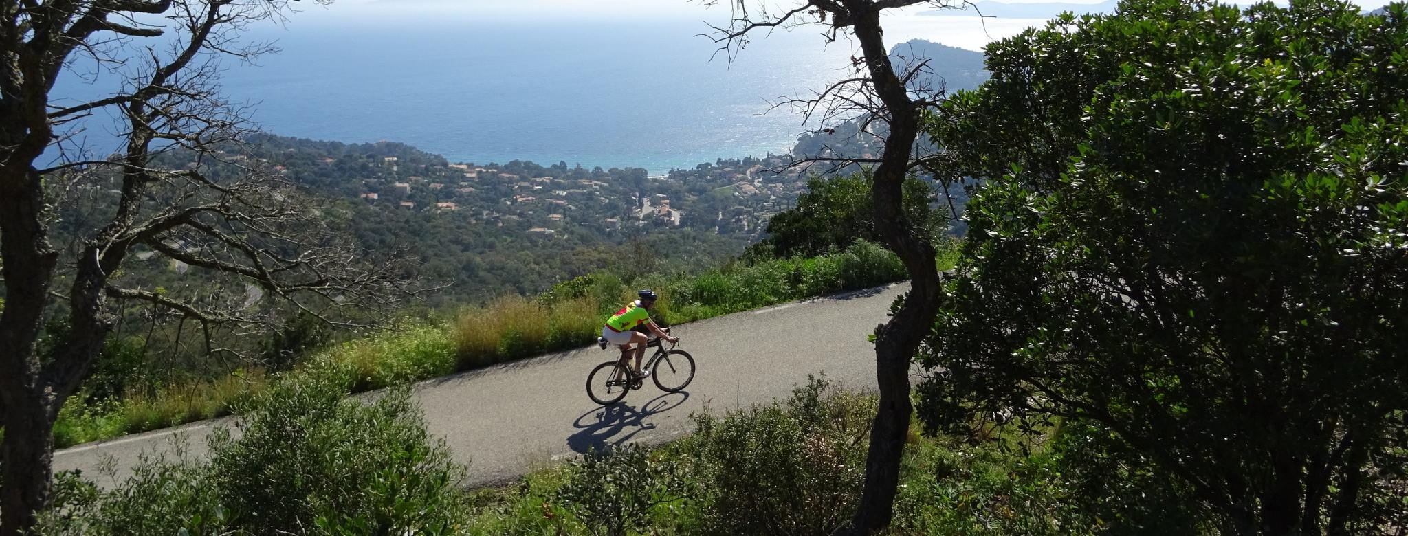 Rennradtraum an der Riviera