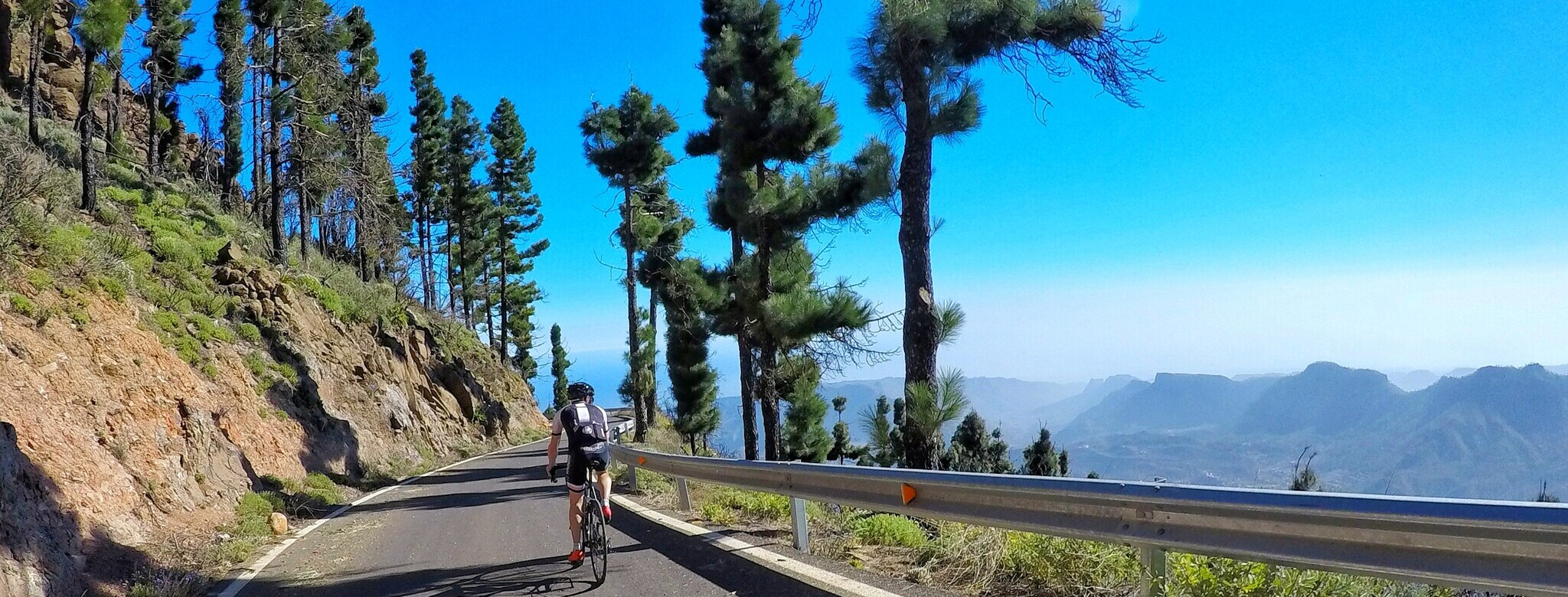 Unterwegs im Radsportparadies