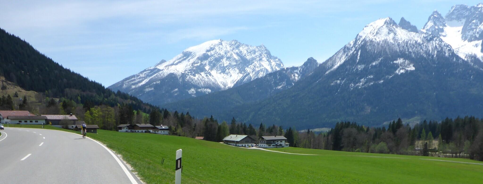 Dein Alpen-Kurztrip!