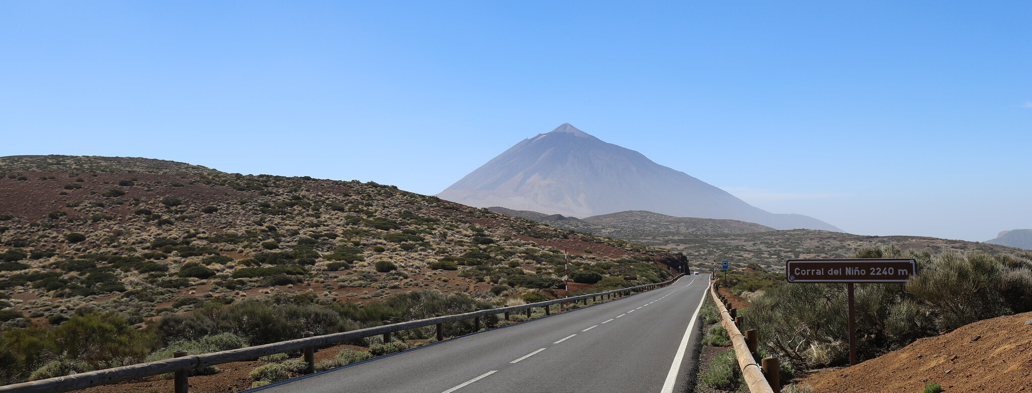 Unser Bergtraining am Teide