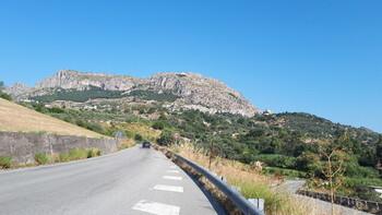 Ostauffahrt Panorama Stilo.
